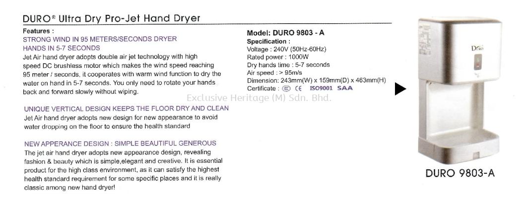 DURO 9803-A