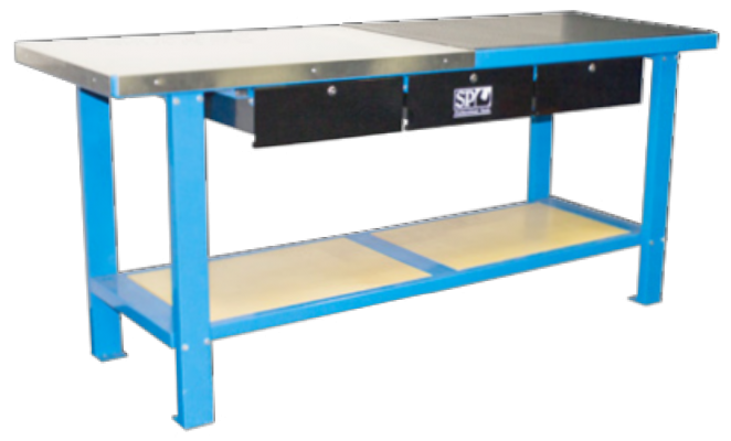 SP40400 HEAVY DUTY WORKSHOP BENCH 2