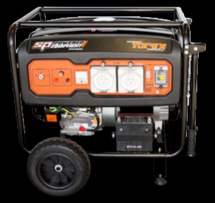 13HP Construction Series Generator