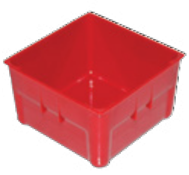 SP40490 | SP40491 Storage Plastic Bins