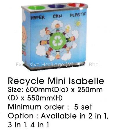 Recycle Mini Isabelle 4 in 1