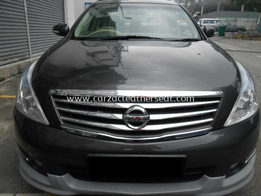 NISSAN TEANA REPLACE DASHBOARD
