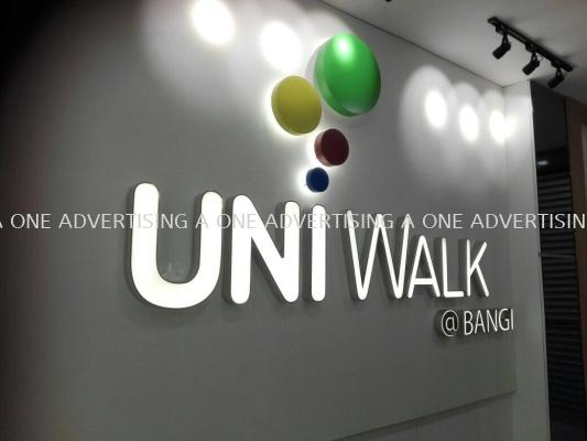 Uni Walk At Bangi