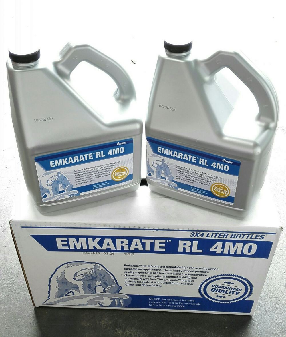 Emkarate RL 4MO Emkarate (USA) Cleaning Chemical and Refrigeration