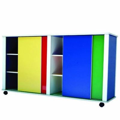 Q012 Large Mobile Storage Unit