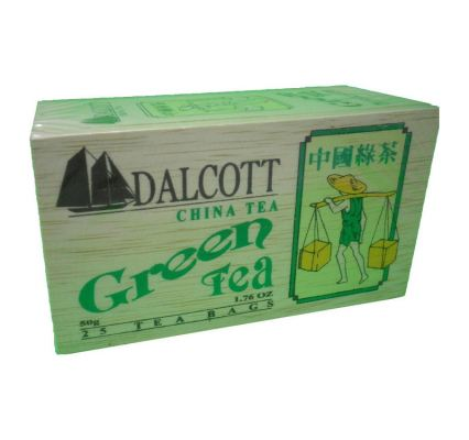 DALCOTT GREEN TEA