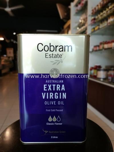 Cobram Extra Virgin Olive Oil 3L (Classic Flavour)