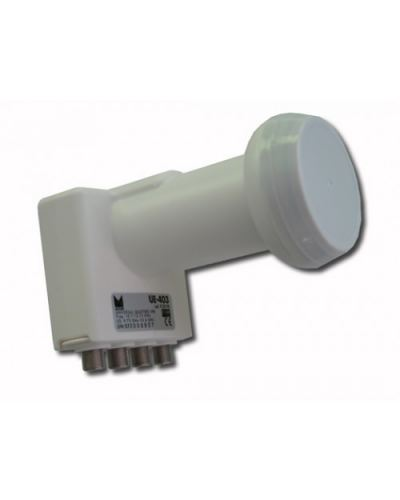 Alcad UE-403 LNB for Satellite Dish