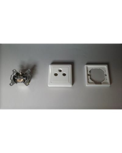 4110A/A-8 TV-SAT Wall Socket (Looping Type)