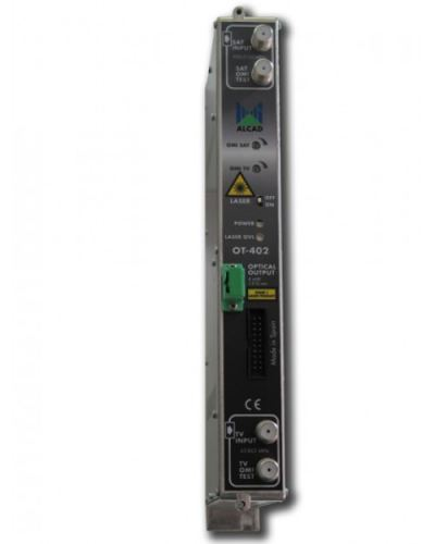 Alcad OT-402 Optical Transmitter