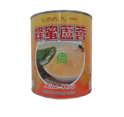 ALOE VERA 3.45KG IN HONEY SYRUP