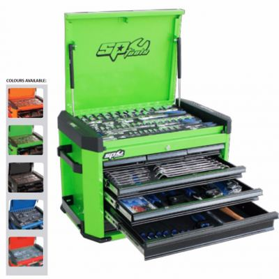 213pc Metric Concept Series Tool Kit