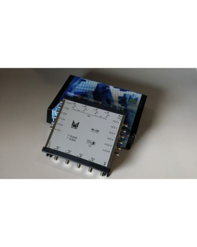 Alcad ML-103 5 x 12 Cascadable Multiswitch