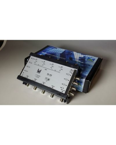 Alcad ML-102 5 x 8 Cascadable Multiswitch