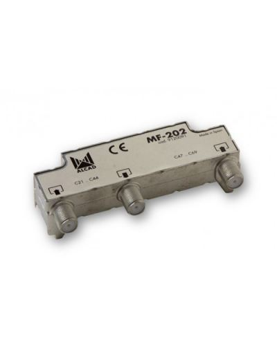 Alcad MF-202 FIltered Multiplexer for Head-Ends