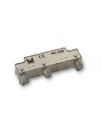Alcad MF-208 Filtered Multiplexers for Head-Ends