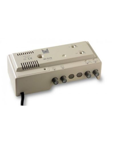 Alcad AI-210 Indoor TV-SAT Amplifier