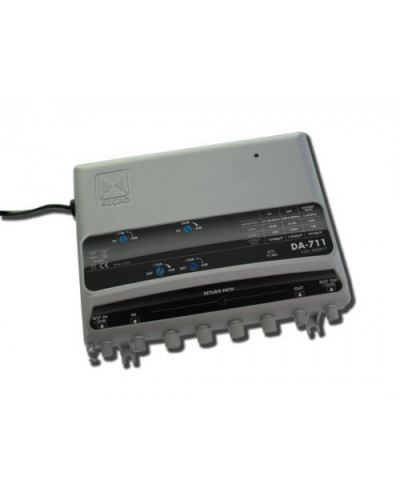 Alcad DA-711 TV-SAT Distribution Amplifiers