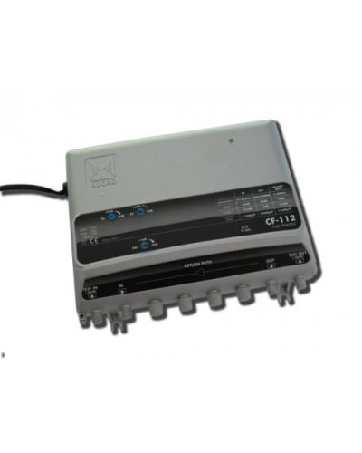 Alcad CF-112 High Gain TV-SAT Distribution Amplifiers