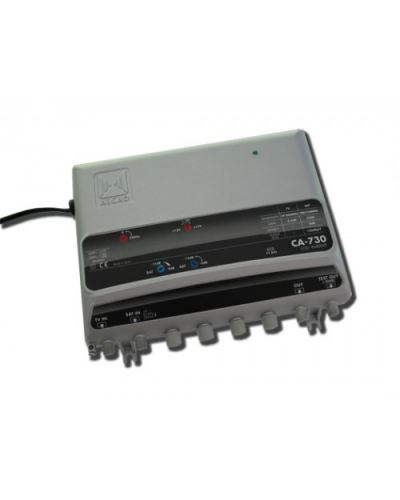 Alcad CA-730 Broadband Satellite Head-End Amplifier