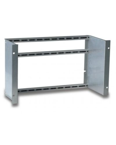 "Alcad SP-725 Frame for 9 Modules for 19"" Rack"