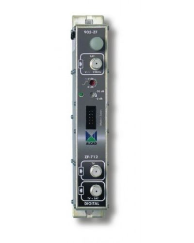 Alcad ZF-712 SAT Amplifier