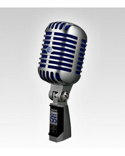 Shure 55 Deluxe Vocal Microphone