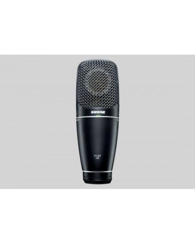 Shure PG27 USB Side Address Condenser Microphone for USB Plug & Play