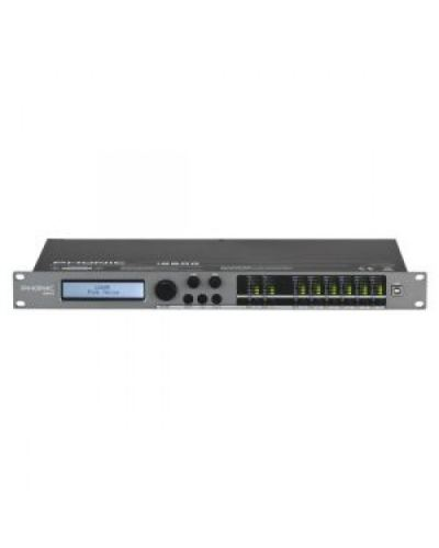 Phonic i2600 2 In, 6 Out Speaker Management System with PC Connectivity