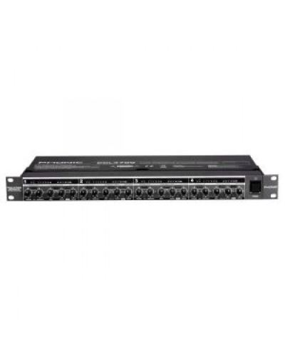Phonic PCL 4700 4-Channel Dynamic Processor with Expander, Gate, Compressor and Limiter