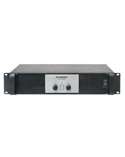 Phonic iAMP1620 2 x 300W 8�� Digital Power Amplifier