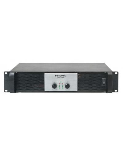 Phonic iAMP1620 2 x 300W 8�� Digital Power Amplifier