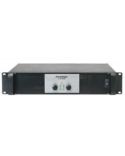 Phonic iAMP3020 2 x 600W 8�� Digital Power Amplifier