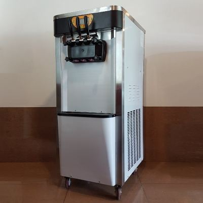 SS369C Soft Ice Cream Machine Three Flavors ID999739