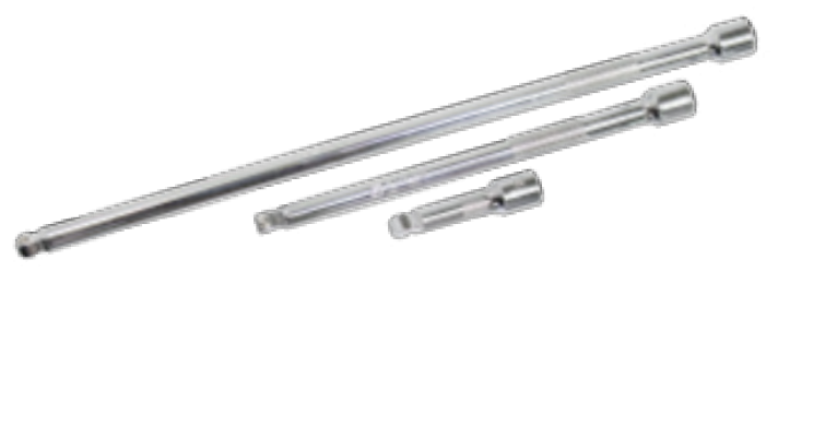 SP23330 1/2'' Dr Wobble Extension Bar Set