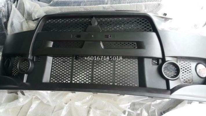 mitsubishi lancer ex fq 400 bodykit front bumper pp material new