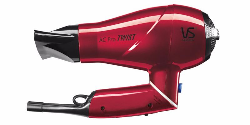 AC Pro Ionic Twist Dryer (VSD271H)