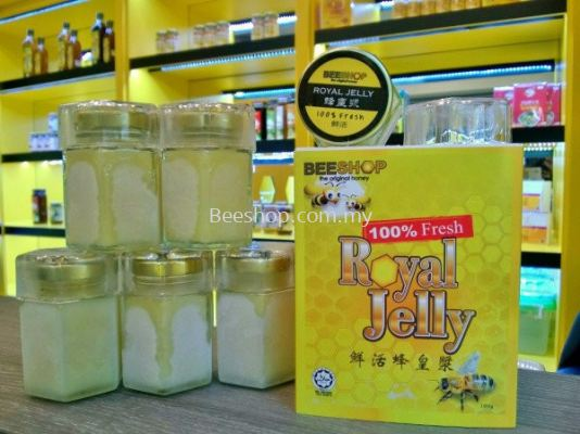 Fresh Royal Jelly 100gm x 6 FREE 100gm