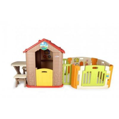 HN-705734 Haenim My First Play House wt Play yard