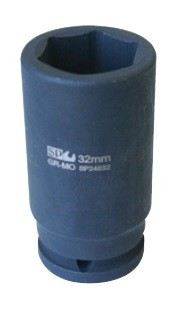 SP25919 | SP25920 1'' Dr Metric Deep Impact Sockets
