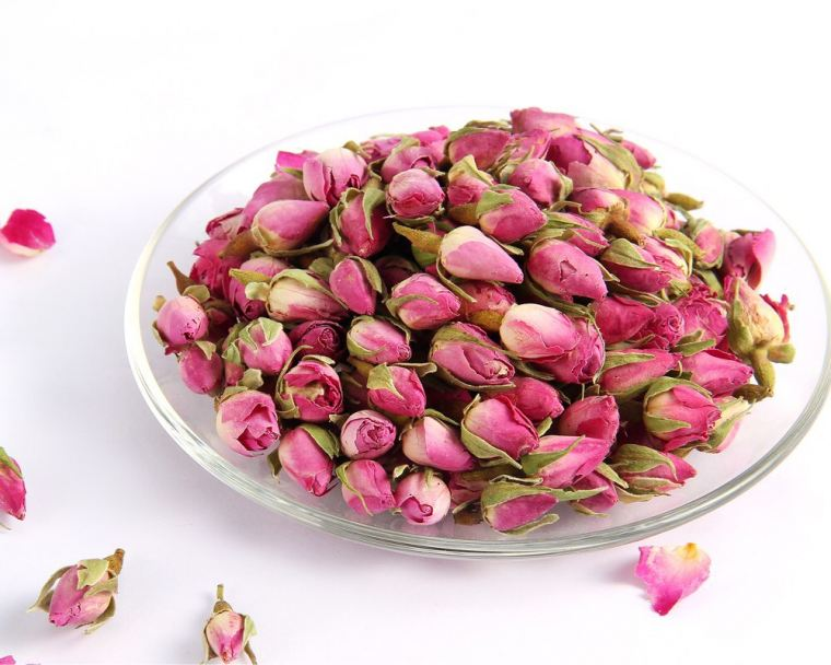 French Purple/Pink Rose Flower Tea Supply & Wholesale! 法国紫玫瑰、粉玫瑰花茶批发!