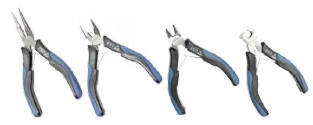 SP32901 4pc Mini Plier/Cutter Set