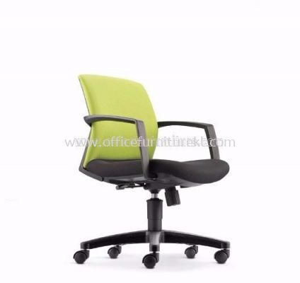 FITS EXECUTIVE LOW BACK CHAIR WIT PP AFTF7112
