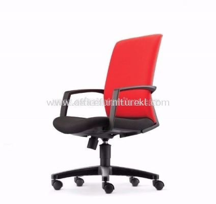 FITS EXECUTIVE MEDIUM BACK CHAIR WIT PP AFTF7111