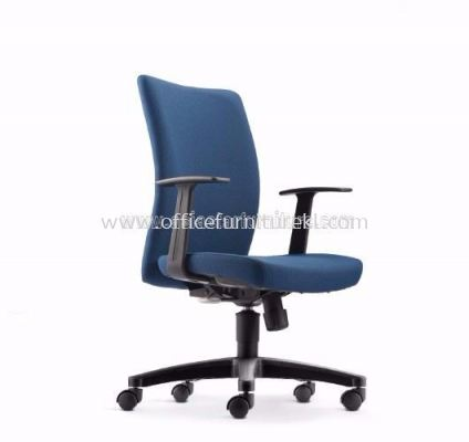ERGO EXECUTIVE MEDIUM BACK CHAIR WITH PP AER3811F