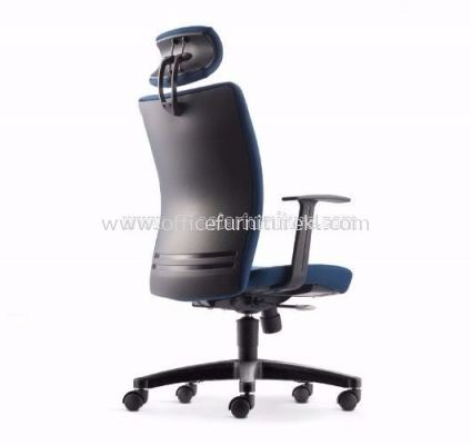 ERGO EXECUTIVE HIGH BACK CHAIR WITH PP AER3810F