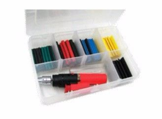 SP32293 65pce Heat Shrink Tube Kit With Gas Torch