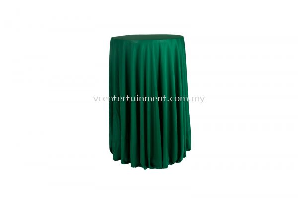 Dark Green Normal Hi Bar Table Cloth