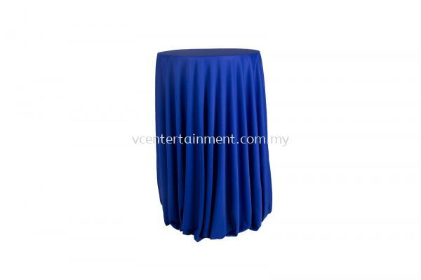 Blue Normal Hi Bar Table Cloth