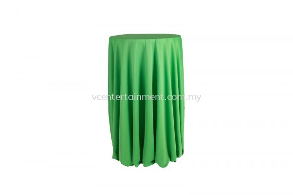 Light Green Normal Hi Bar Table Cloth
